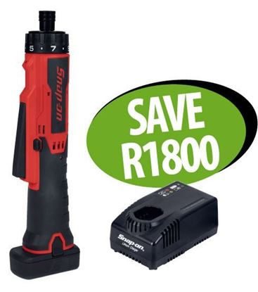 Picture of XXJUN219 14.4v Cordless In-line Screwdriver Kit